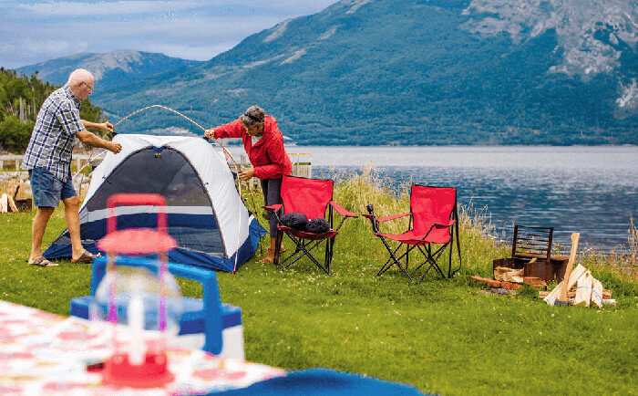 Camping Select campground rating program administered by Tourism Quality Assurance Newfoundland and Labrador